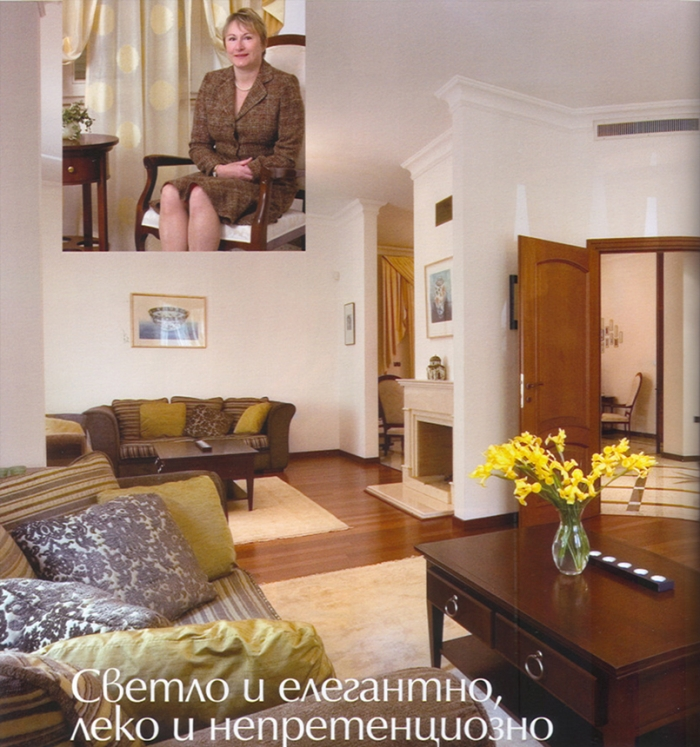 RESIDENCE OF THE AMBASSADOR OF IRELAND IN SOFIA - leading image