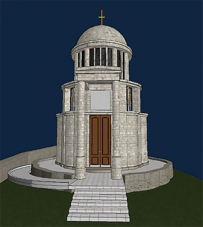 CHAPEL, KAVARNA - preview